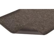Superior Manufacturing NoTrax Polynib Mat, 4' x 6', Charcoal (136S0046CH)