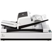 Fujitsu Fi-6770 Document Scanner, CG01000-281701, Black/White