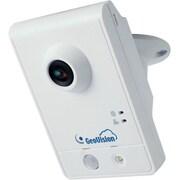 GeoVision GV-HCW120 Wired/Wireless Network Camera, White