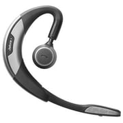 Jabra ® Motion 100-99500000-02 Wireless Behind-the-Ear Mono Headset with Mic, Gray