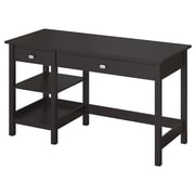 Bush Furniture Broadview Collection Open Storage Desk