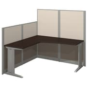 Bush Business Office in an Hour Collection 65W x 65D L-Workstation