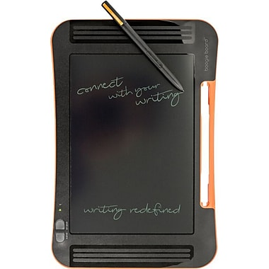 Boogie Board – Bloc-notes électronique ACL Sync 9.7, bilingue, 8,31 x 13,35 x 0,63 (po), noir