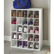 ClosetMaid 25 Shoe Cube Organizer
