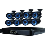 Night Owl 8 Channel Smart HD Video Security System with 1 TB HDD and 8 x 720p HD Cameras, Digital Video Recorder, Camera