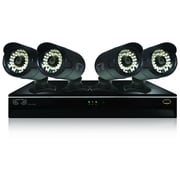 Night Owl 4-Channel Network Video Recorder with 4 Night Vision Cameras (NVR7P-441)