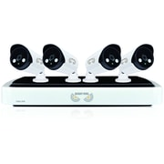 Night Owl 4-Channel Network Video Recorder with 4 Night Vision IP Cameras (NVR10-441)