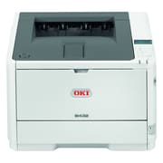 Okidata® B412dn Monochrome LED Printer, 62444401, New