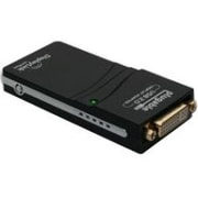 Plugable (UGA-165) USB 2.0 External Graphic Adapter, Black