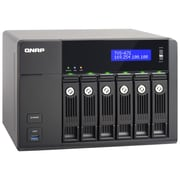 Qnap TVS-671 Series High-Performance Turbo vNAS, TVS-671-I3-4G-US, 6 Bay, NAS