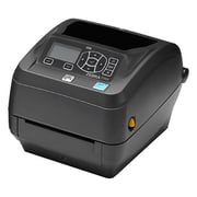 Zebra Direct Thermal/Thermal Transfer Monochrome Label Printer, 6 ips, 203 dpi (ZD50042-T01200FZ)