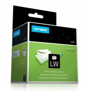 DYMO® 30252 LabelWriter Self-Adhesive Address Labels, White, 2 Roll of 350