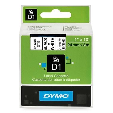 DYMO® 53713 D-1 Label Tape, White