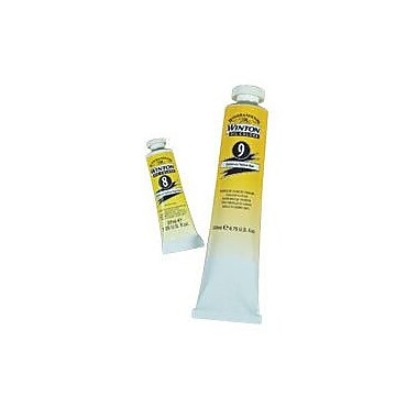 Winsor newton winton oil color paint 200ml tube cadmium for Oil paint colors names