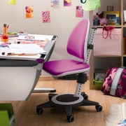 Moll Champion Kids Maximo Height Adjustable Height Desk Chair; Pink