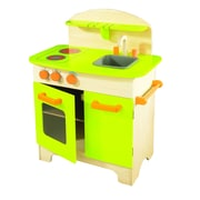 HaPe Gourmet Chef Kitchen; Green