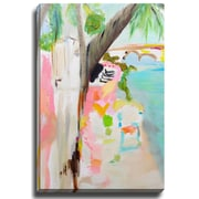 Bashian Home Arm Candy by Susan Skelley Painting Print on Canvas  ; 20'' H x 16'' W x 2'' D