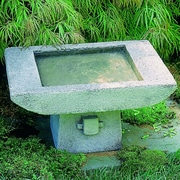 Campania International, Inc Kyoto Birdbath; Alpine Stone