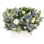 Urban Florals Blue Heaven Wooden Table Top
