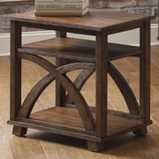 Wildon Home   Chesapeake Occasional Chairside Table