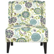 angelo:HOME Barton Floral Wingback Chair