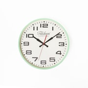 Control Brand Bedford 13.75'' Wall Clock; Teal