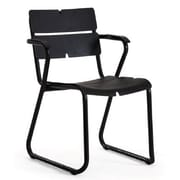 OASIQ Corail Dining Arm Chair; Anthracite