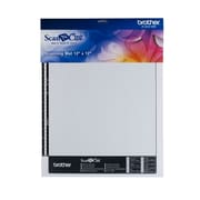 "Brother  Photo-Scanning Mat for Fabric ScanNCut Machines, 12"" x 12"", White (CAMATS12)"