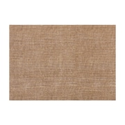 "Hoffmaster FashnPoint Natural Burlap Printed Placemat, 11"" X 15.5"", 750 per Case (FP1407)"