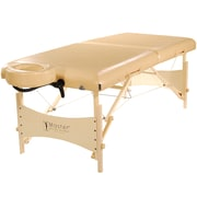 "Master Massage Portable Massage & Exercise Table, 30"", Beige Luster (21004)"