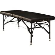 """MT Massage Violet-Sport Massage Table Package, 28"""", Black (23075)"""