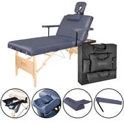 "Master Massage Salon Therma-Top Massage Table, 30"", Royal Blue (29227)"