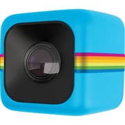 Polaroid Cube POLC3 3.4 mm 6MP Sports Lifestyle Action Video Camera, Blue