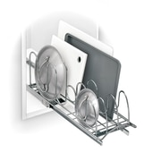 Lynk Professional 7'' x 21'' Roll Out Lid & Tray Organizer
