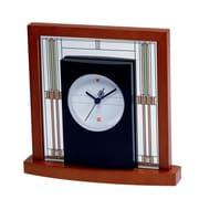 Bulova Frank Lloyd Wright Willits Table Mantel Clock