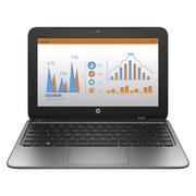 "HP ® Stream 11 Pro G2 11.6"" Notebook PC, LCD, Intel Celeron N3050 Dual-Core, 64GB SSD, 4GB RAM, Windows 10 Pro, Black"