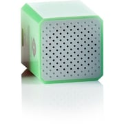 Wowwee™ 1442 Groove™ Cube Shutter Portable Bluetooth Speaker, Green