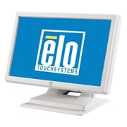 "ELO 15"" Desktop LCD Touch Monitor, White (E019027)"