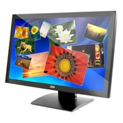 "3M™ 27"" Multi-Touch LED LCD Touchscreen Monitor, Black (M2767PW)"