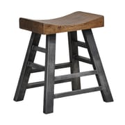 Kosas Home Harper Square 24'' Bar Stool