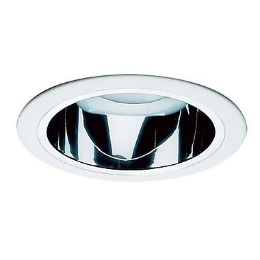 NICOR Lighting Reflector 6'' Recessed Trim