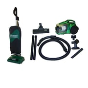 Bissell Big Green Commercial Bagged Upright & Little Hercules Bundle