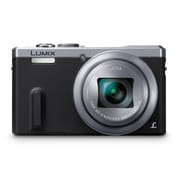 Panasonic LUMIX 30X Zoom 18.1mp Camera Bundle, Refurbished, Silver
