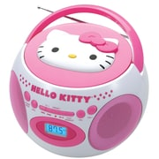Hello Kitty CD Boombox w/ Digital Tuning AM/FM Stereo & Bluetooth