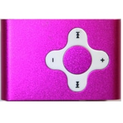 Vertigo 2GB MP3 Player, Pink