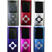 Vertigo 8GB MP4 Player, Assorted Colors