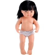 Miniland Educational Asian Baby Doll Girl