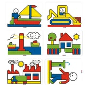 Miniland Educational 6 Patterns 3/8'' Pack