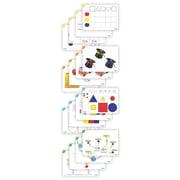 Miniland Educational Attribute Blocks Activity Pack