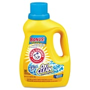 Arm & Hammer™ Oxiclean Concentrated Liquid Laundry Detergent, Fresh, 62.5oz Bottle, 6/carton